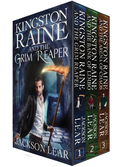 Barely Alive Boxed Set: All four books!